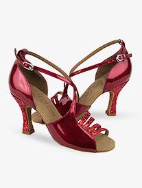 Ladies Latin/Rhythm-C Series Ballroom Shoes