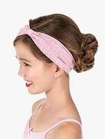 Rhinestone Pinch Headband