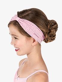Rhinestone Pinch Headband