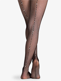 Child Rhinestone Tights