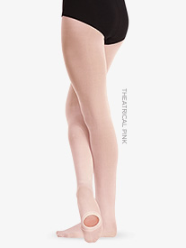 Girls totalSTRETCH Convertible Tights