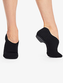 Womens Pure Knit Split Sole Jazz Shoes
