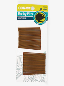 Curved Bobby Pins