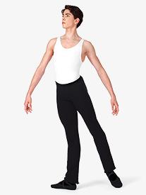 Adult Unisex Cotton Boot Cut Pants