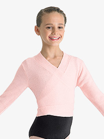 Girls Ella Long Sleeve Tie Sweater