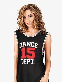Adult Mesh Dance Dept Jersey