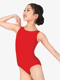 Child Tank Dance Leotard