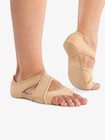 Womens Neoprene Cross Wrap Dance Shoes