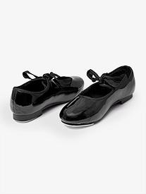 Child Ribbon Tie Tap Shoe