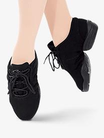 Adult Canvas Dance Sneaker
