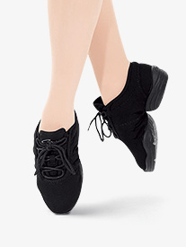 Child Canvas Dance Sneaker