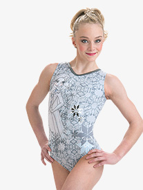 Womens Disney Shimmer & Shine Elsa Leotard