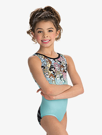 Girls Disney Princess Plenty Leotard