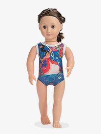 Disney Elena Flower Power Doll Leotard