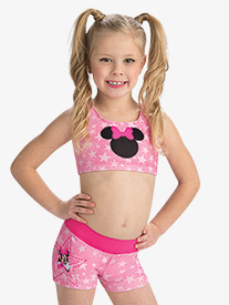Girls Disney Starring Minnie Mouse Shorts