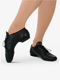 Child E-Series Lace Up Jazz Shoes