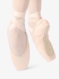 Womens Elista Canvas Pointe Shoes