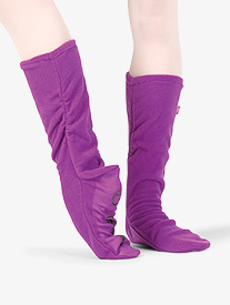 Fleece Warm-up Socks