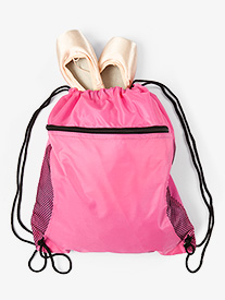 Drawstring Dance Bag