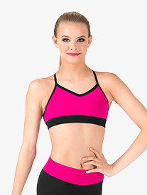 Adult Triangle Back Camisole Bra Top