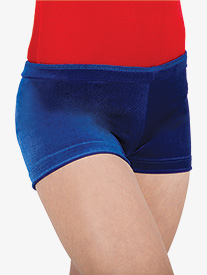 Adult Velvet Dance Shorts