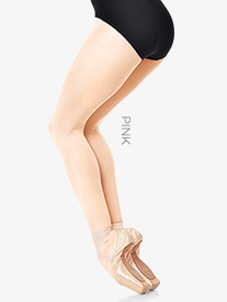Adult Seamed Mesh Convertible Tights