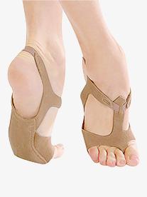 Adult Half Sole Lyrical Sandal