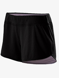 Ladies Maze Mesh Shorts