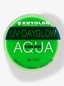 Aquacolor UV Dayglow Water Color