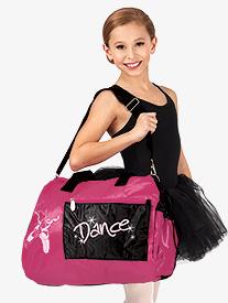 Girls Ballerina Dance Bag
