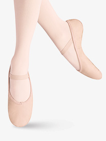 Girls Ballet Russe Full Sole Ballet Shoes