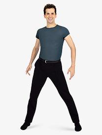 Mens Straight Leg Jazz Slacks