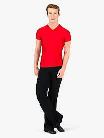 Mens Boot Cut Pants