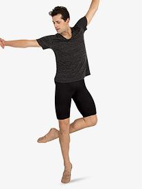 Mens Professional Long Dance Shorts