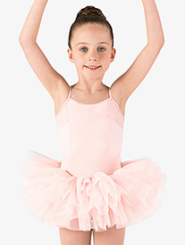 Girls Camisole Tutu Dress