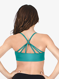 Adult Triple Strap Camisole Bra Top