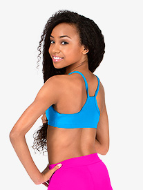 Girls Racerback Camisole Bra Top