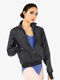 Womens Ripstop Warm Up Jacket