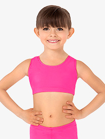 Child Racerback Bra Top