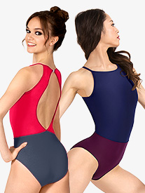 Isla High Neck Tank Leotard