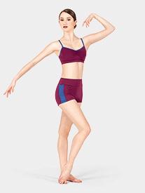 Adult Daka Side Stripe Shorts
