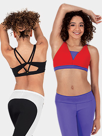 Adult Marina Two-Tone Camisole Top