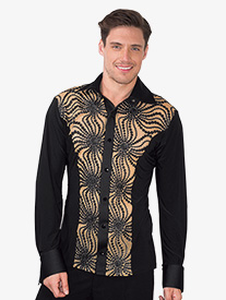 Mens Anemone Ballroom Top