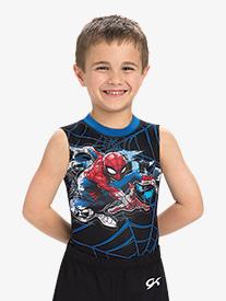 Boys/Mens Marvel Spidey Senses Compression Shirt