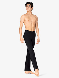 Adult V-Front Boot Cut Cotton Pants