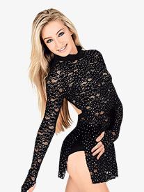 Adult Short Lace Dress