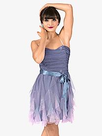 Adult Camisole Spiral Dress Set