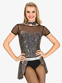 Adult 2-in-1 Sequined Broadway Set