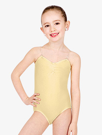 Child Low Back Camisole Undergarment