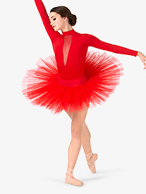 Womens 7-Layer Ballet Tutu Skirt